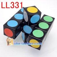 Free shipping of LanLan 1x3x3 Super Floppy Cube White