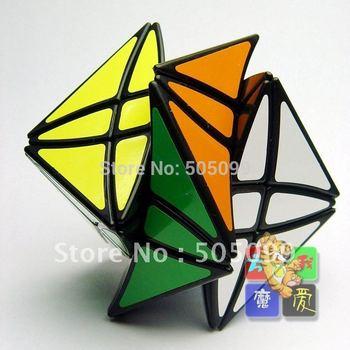 Free shipping of Lanlan Flower Rex Puzzle magic Cube White