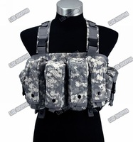 tactical vest Latest Combat Tactical Assault Chest Vest ACU