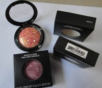 Free shipping + HOT  SELL  Mineralize  Blush  3.5g(2pcs/lot)
