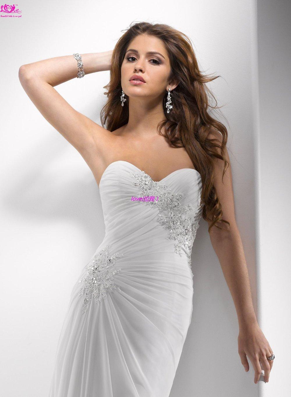 Wedding Dresses For A Beach Ceremony