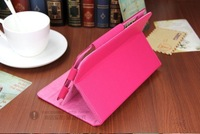 EMS Free shipping! wholesale PU leather case bag for google nexus 7, Can stand up, 20 pcs/lot.
