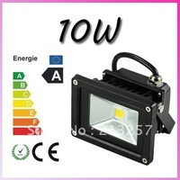10W 85-265V 900LM 6500-7000K Waterproof Cool White LED Flood Light LED Landscape Lighting