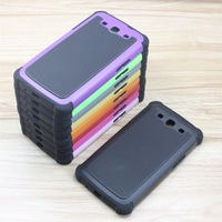 Triple Defender Combo Silicone Hard Case For Samsung Galaxy S3 i9300,High Quality, Wholesale 100pcs Free Shipping