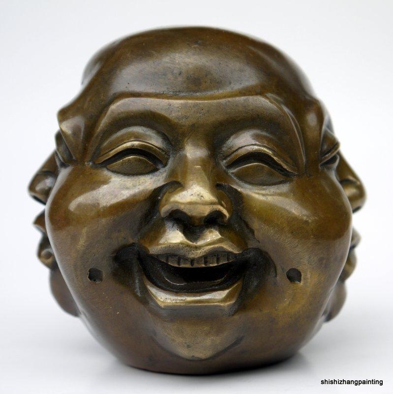 Maitreya Buddha 4.3 Happy