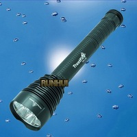 TrustFire 8000LM Cree XML 7T6 LED Flashlight Torch Lamp TR-J18 With Holster