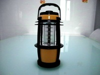 Guarateed 100% Adjustable ABS plastic 16 LED Camping Lantern  Hiking Light Lamp Portable for Outdoor Sports  Free Shipping