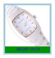 NEW arrival  Glandu White Ceramic Ladies Watch With Original Box