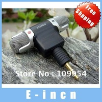 5PCS  ECM-DS70p Mini Microphone Mic for Skype iChat MD , free shipping