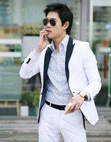 Korean new style handsome men suits