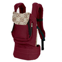Multifunctional 100% cotton baby carrier  double-shoulder baby multi-function cotton baby carrier