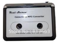 USB Stereo Cassette Capture Cassette to MP3 Converter (2 x AA)