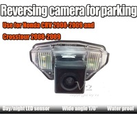 Free shipping New Reversing camera kits 5pcs/Lot VC-CRV Rear view camera special for Honda CRV 2008-2009