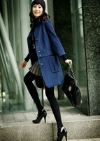 Mix order 2012 Women's Winter Necessary femail leggings flocking thickening Tights Warm pants/pencil pants 8 colors 56097
