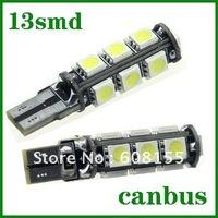 Источник света для авто 100pcs 1156 BA15S 13 SMD 5050 chip Tail Brake white light auto led Car bulb light