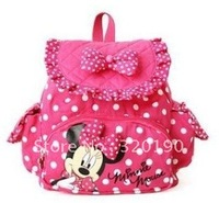 $15 off per $150,1pcs/lot;free shipping,2012 hot sale school bag baby,canvas bag,preschool backpack,kids school backpack BP-55