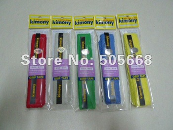 10 pecs Kimony Tennis overgrip High quality towel tennis grip,badminton grip