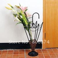 Rural style, wrought iron, umbrella rack, umbrella barrels, spot, wholesale, processing