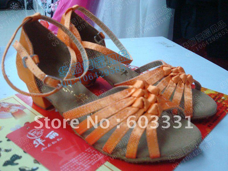 New Girls / Child Ballroom Salsa Latin Dance Shoes Kids Jazz Modern ...