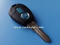 New style Fiat transponder key shell
