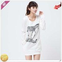 Women zebra shaped hoodie,women's fashion cute hoodies/coat,Ladies autum/Spring hoodie/sweatershirt,White,Gray,Red,Green,B&0042