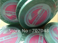Wholesale high quality  Super hair tape blue color double tape for skin hair weft /pu hair weft +free shipping via CPAM