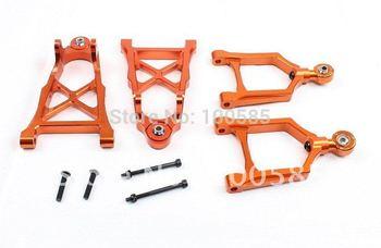 CNC - Front Alloy Arm Set with CNC ball joint - (4pcs/set)