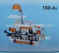Double Head100A2 key cutter machine& key cutting machine&key duplicator