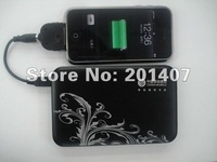 4200mAh Multi-functional Solar Charger Portable Power Charger for Phone 4G 3GS/3G Camera MP3 MP4