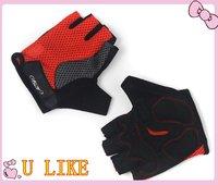 New Cycling Bike Bicycle half finger gloves MTB mountain bike gloves Blue M--XL Free shiping