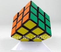 Free shipping of  Dayan 4 LunHui black magic cube 3x3