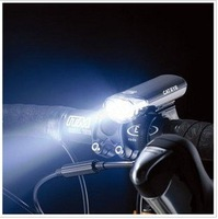 Cateye in Japan Cat's Eye HL-EL135 professional design of bicycle light headlight wide-angle astigmatism power saving