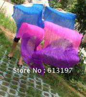 free shipping fans veil 5pair ,, free shippig dhl dance fans , silk fan veil , silk veil , 3color total 180 dance fan