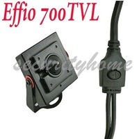 Mini HD Box Sony 700TVL 3.7mm Pinhole Security CCTV Color camera
