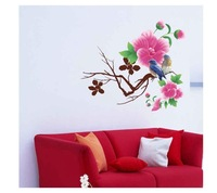 Picture Magnolia Flower on Free Ship 3pc Magnolia Flower   Bedroom  Living Room Sofa Home