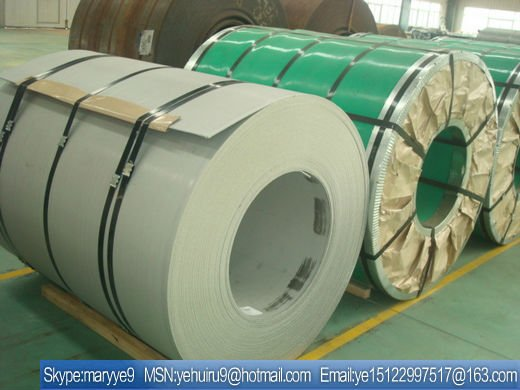 1.4912 stainless steel coil(China (Mainland))