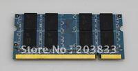 Cheap Notebook RAM Memory module DDR3 1GB kit 1066MHZ*4pcs  + Free shipping
