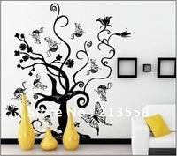 Стены стикеры шань рассвета w012