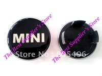5pcs Top Quality Mini 3D Badge Wheel Center Cap Clubman Cooper S 54MM