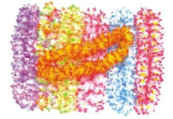 Free shipping party supplies hawaiian flower lei garland/hawaii wreath cheerleading products hawaii necklace 50pcs/lot HH8009