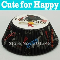 200 pcs celebrated graduation party cupcake baking cups cake cases muffins paper B077 K