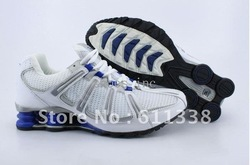 2012 new good quality Turbo Mens White Gray Blue brand best Running Sport Footwear Sneaker air closeout basketball shoes(China (Mainland))