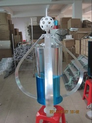 Hot selling!Vertical Axis Wind Turbine Generator,12/24V,300W,100% high efficiency small wind turbine (S300)(China (Mainland))