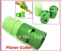 120pcs/lot  Planer Cutter Easy and fast cut Fruit and Vegetables into two shapes: Helical filaments and roll