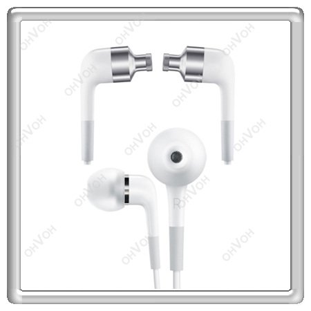 K5Y In Ear Earphone Headphone Handsfree Headset With Mic For iPhone 4 4S 3GS 3G(China (Mainland))