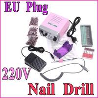 Инструменты для дизайна ногтей 36W 110V Pink Nail Art EquipmentUV Lamp Gel Curing Light Dryer with 4*9W tubes US Plug