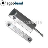 OC55 Wired Rolling Metal Door Magnetic Contact Sensor Detector Fr GSM Home Alarm