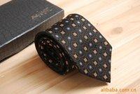 Brand neckties, jacquard tie Sang Cansi business Dress Mens Silk Tie
