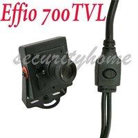 Mini HD Box 16mm MTV lens Sony 700TVL Security CCTV Color camera