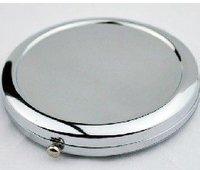 wholesale blank makeup mirror cosmetic mirror compact mirror DIY